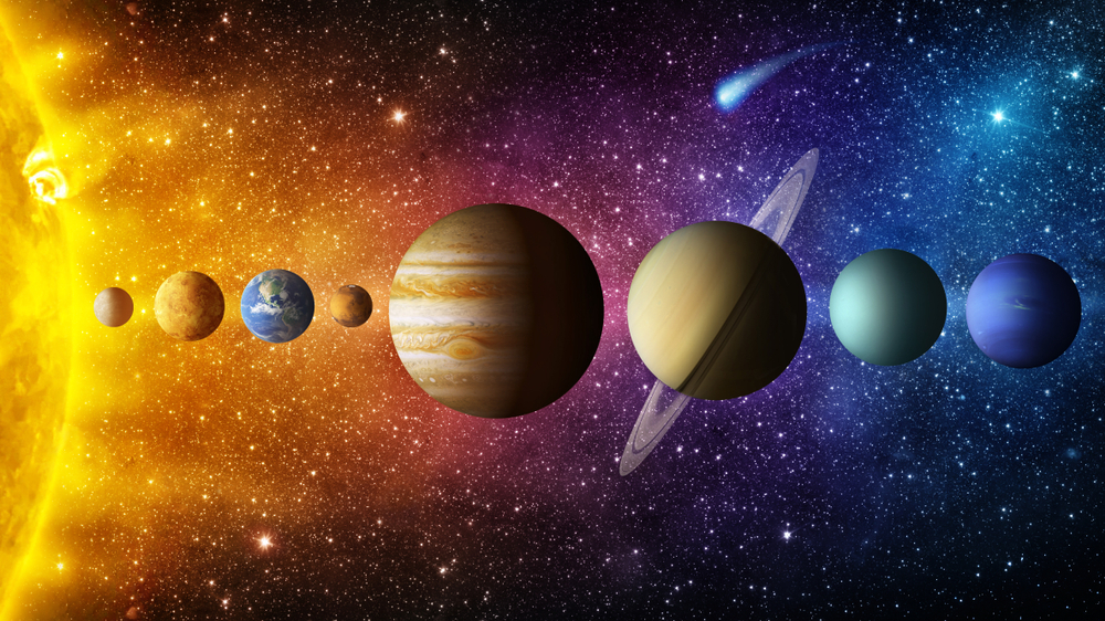 Could a planet float?