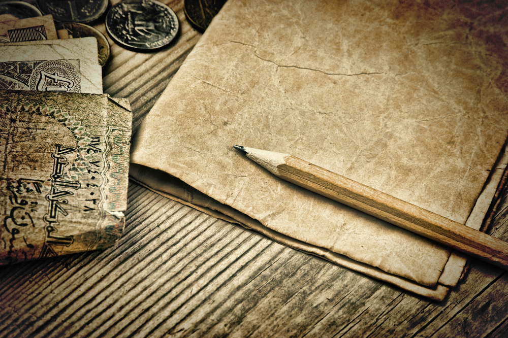 From worthless pencil to priceless diamond