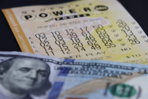 The man who won the lottery twice